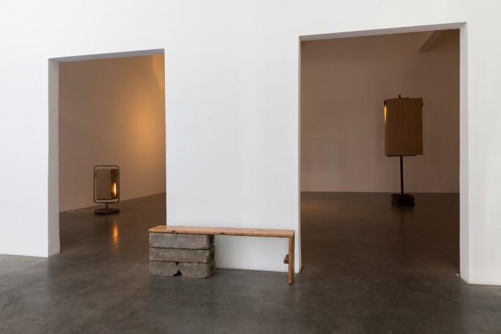 Klara Lidén, Berlin Fall, Galerie Neu 2019