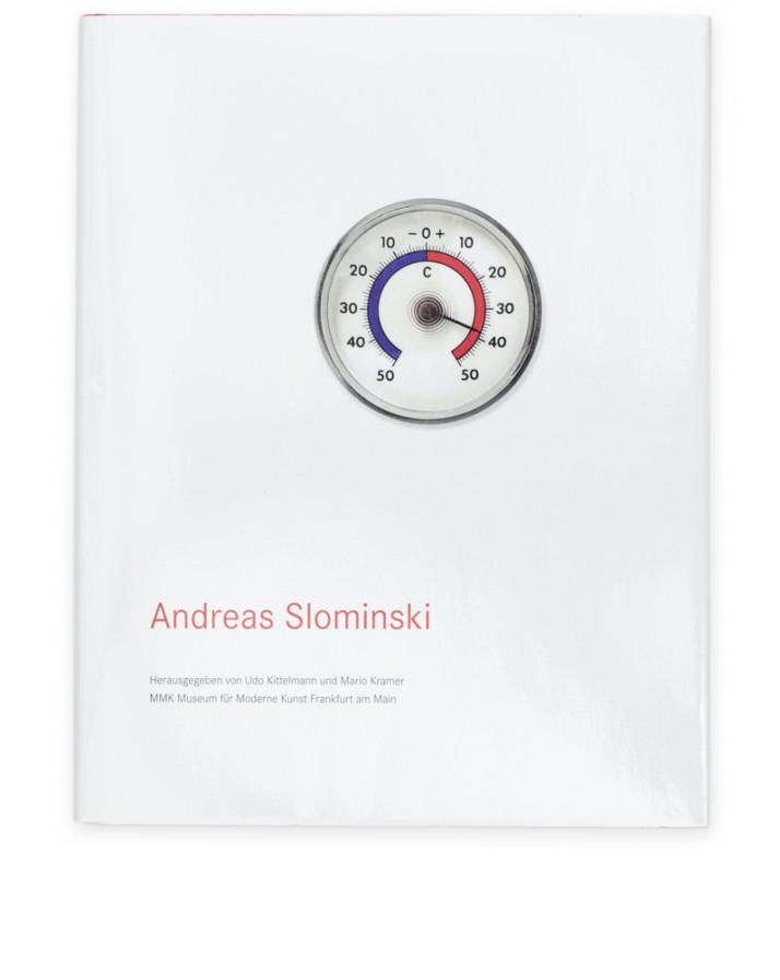 Andreas Slominski Roter Sand und ein gefundenes Glück