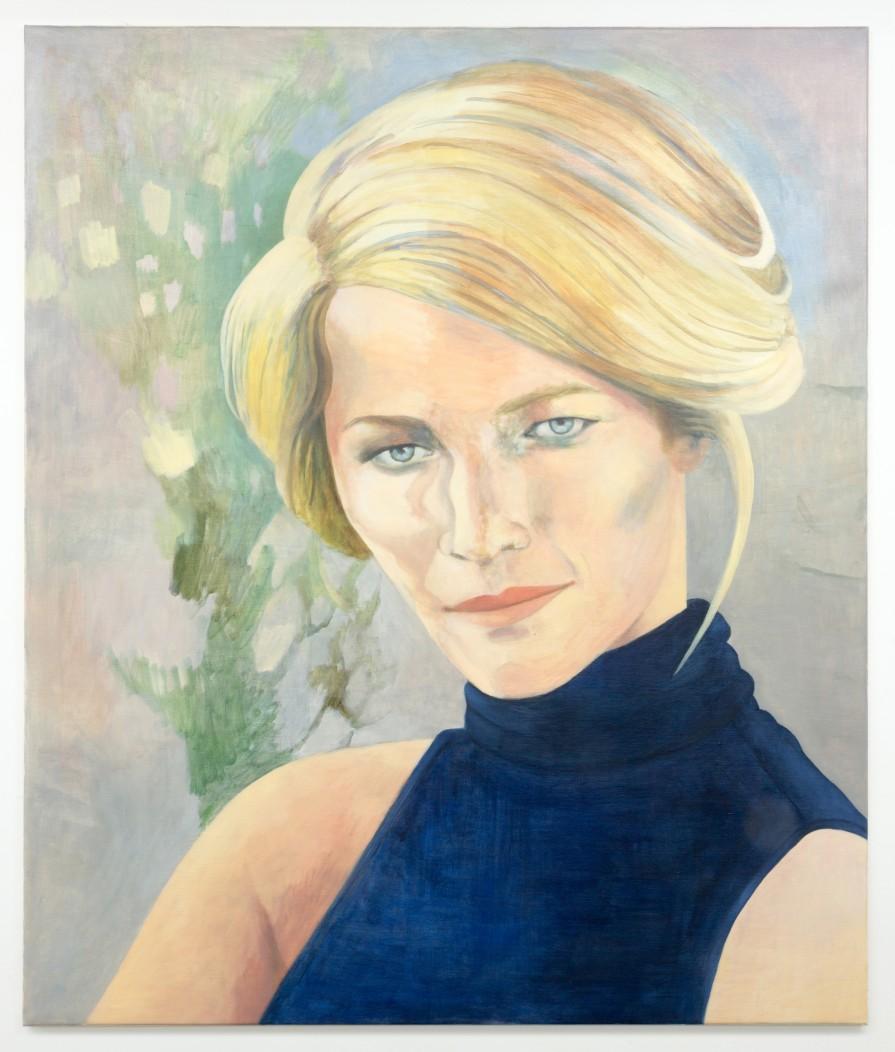 Birgit Megerle Gaze I Galerie Neu - Birgit Megerle
