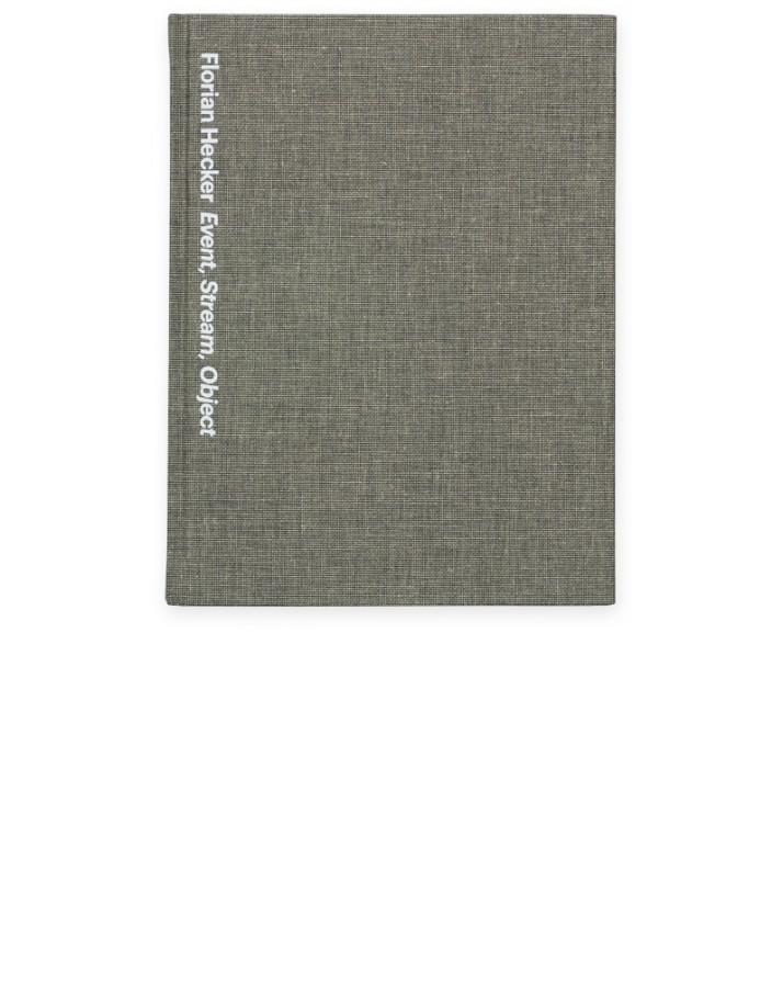 Florian Hecker Event Stream Object 01 Galerie Neu