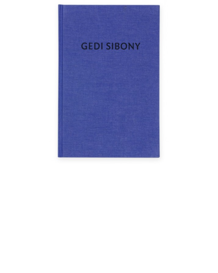 Gedi Sibony 55 years Galerie Neu