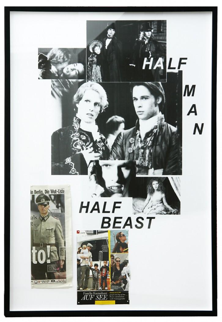 Karl Holmqvist Half Man Half Beast - Karl Holmqvist