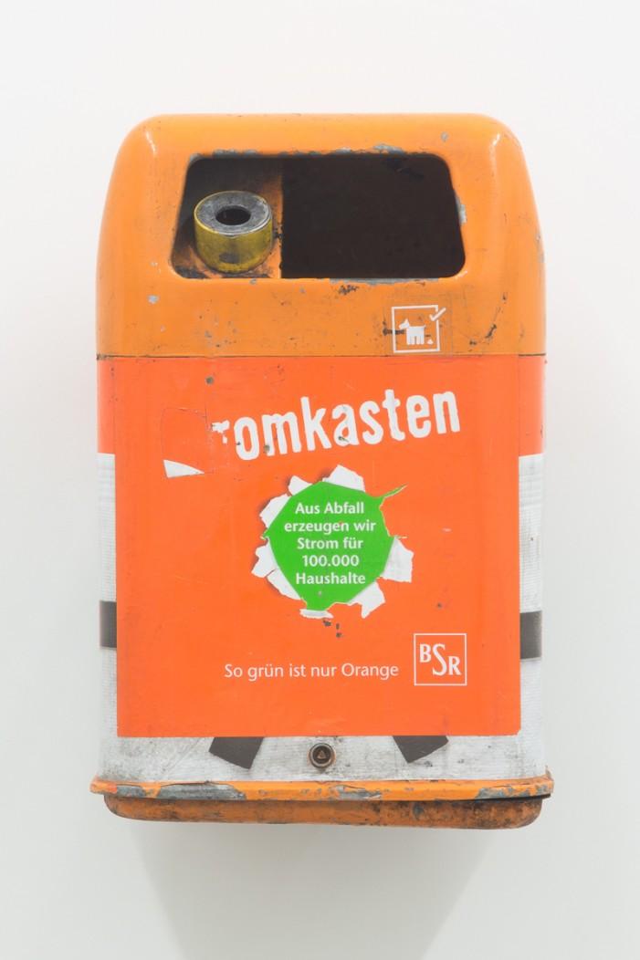 Klara Liden Untitled Trashcan - Klara Lidén