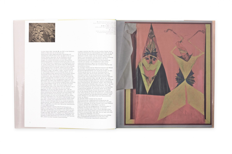 Kai Althoff,Souffleuse der Isolation intr. by Patrik Scherrer, Zurich 2013, 264 p.  ISBN 978-3-90582-928-0