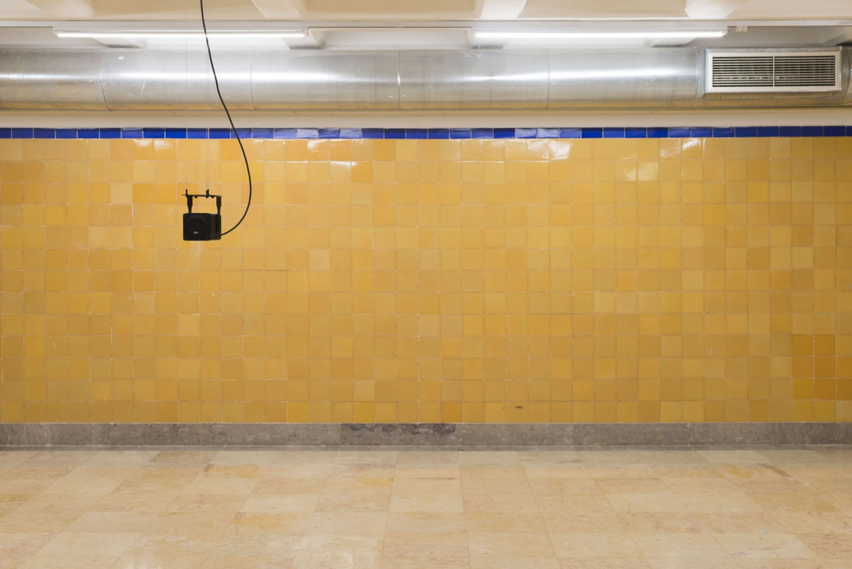 Florian Hecker, Formulations Installation view, Culturgest, Porto 2015
