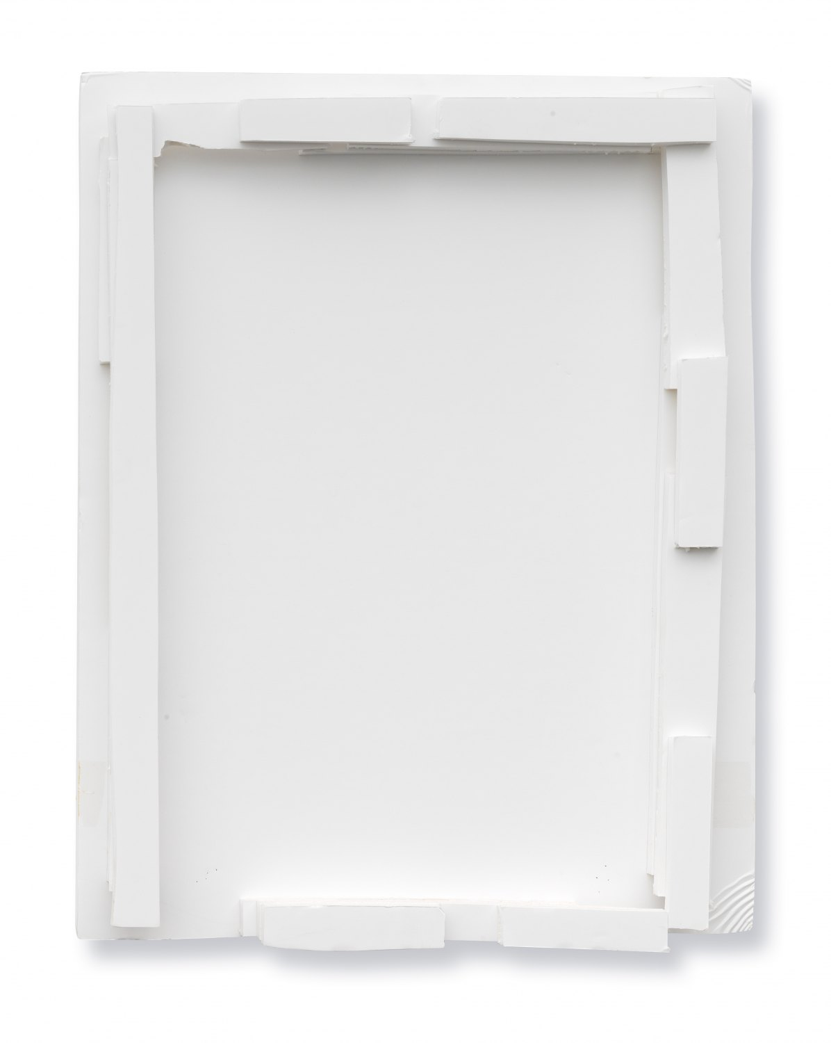 Gedi Sibony  It Just Came to You, 2011    Foam core, 53.3 × 66 cm