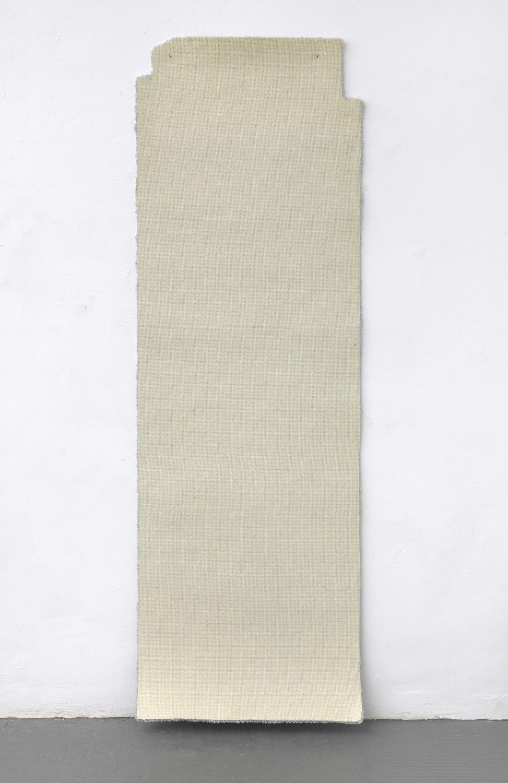Gedi Sibony   Untitled, 2011    Carpet, 269 × 86.5 cm