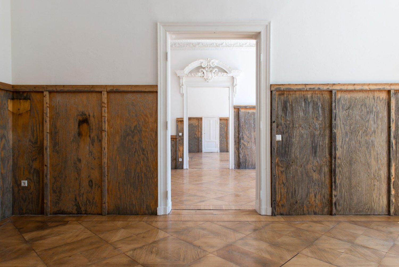 John Knight, A work in situ Galerie Neu / MD72, Berlin 2013