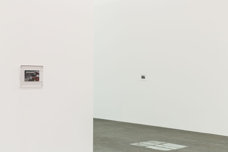 John Knight, Worldebt Installation view, Art Basel Unlimited, Basel 2015