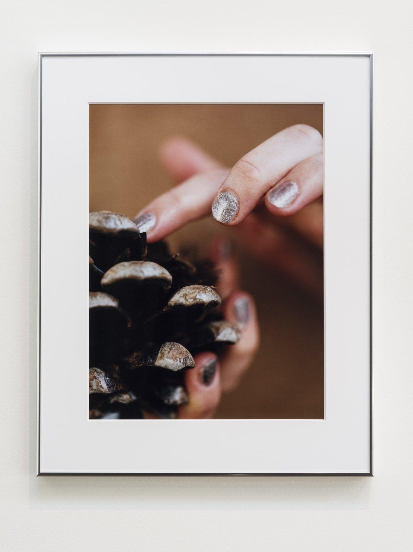 Josephine Pryde   A Cone, 2015 Giclée print,  60 × 40 cm