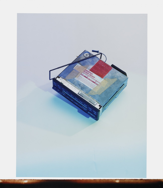 Josephine Pryde   I Let the Car Drive Me (2), 2003    C-Print,31 × 24 cm