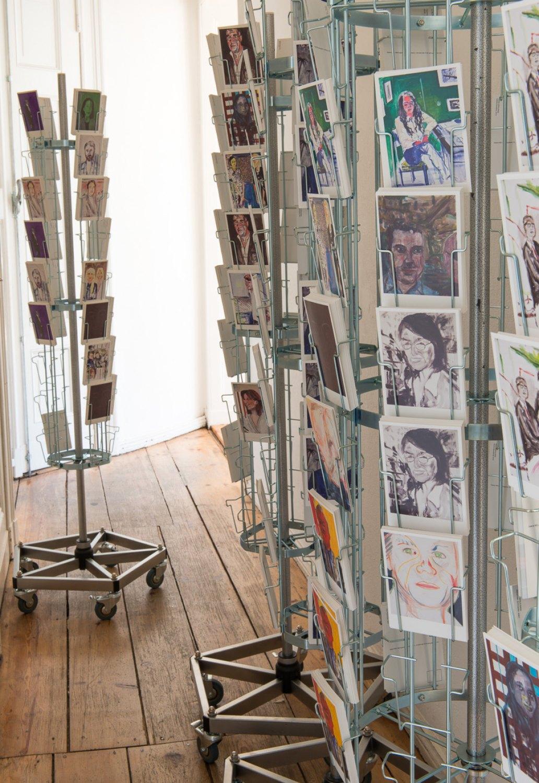 Reena Spaulings Installation view, Galerie Neu, Berlin 2013