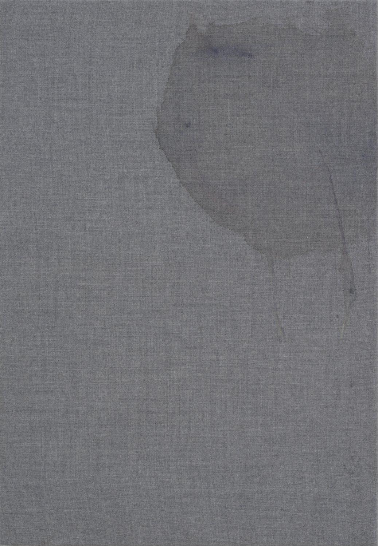 Sergej Jensen Opera Scene from Star Wars, 2005 Acrylic on wool, 80 × 55 cm