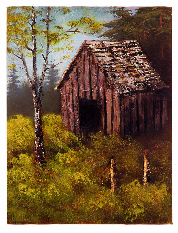 Ull Hohn Untitled, 1993 Oil on canvas, 45.5 × 35.5 × 2 cm